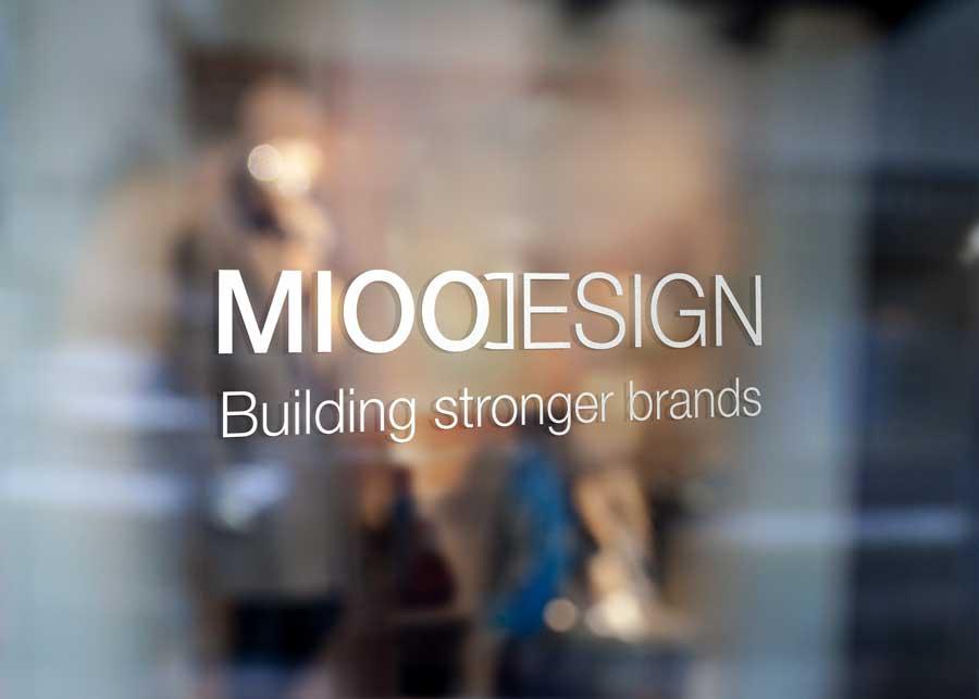 Marketing bureau Kortrijk - Logo Mioo Design - West-Vlaanderen
