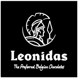 Marketing bureau Kortrijk - Mioo Design - Klant Logo Leonidas - West-Vlaanderen