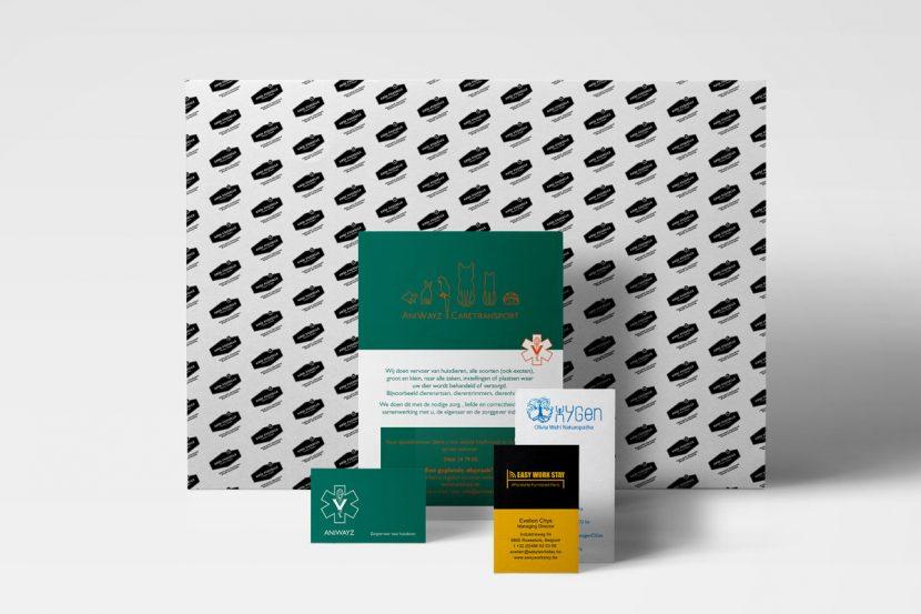 Marketing bureau Kortrijk - Mioo Design - Offline communicatie - West-Vlaanderen
